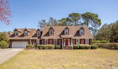 Myrtle Beach Single Family Home For Sale: 7 Chapin Circle