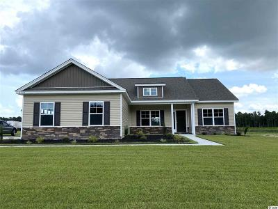 Conway Single Family Home For Sale: 6127 Cates Bay Hwy.