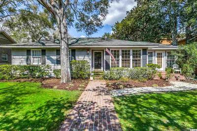 Myrtle Beach Single Family Home Active Under Contract: 206 80th Ave. N