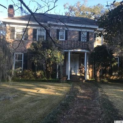 Georgetown Single Family Home Active Under Contract: 154 Roberts Rd.