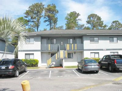 Surfside Beach Condo/Townhouse Active Under Contract: 1101 N 2nd Ave. N #1602