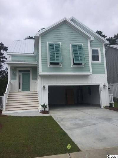 Murrells Inlet Single Family Home Active Under Contract: 245 Splendor Circle