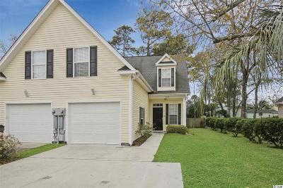 Surfside Beach Single Family Home For Sale: 337-B 16th Ave. S