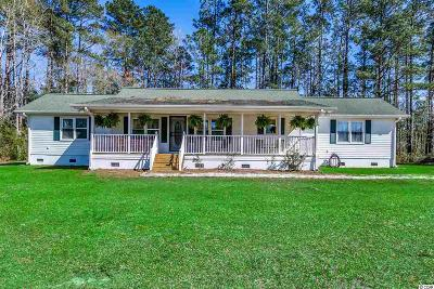 Loris Single Family Home Active Under Contract: 3595 Highway 777