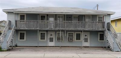 North Myrtle Beach Multi Family Home For Sale: 4616 South Ocean Blvd.