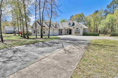 Conway Single Family Home For Sale: 2128 Wilderness Rd.
