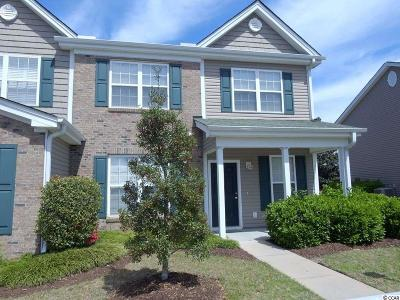 Murrells Inlet Condo/Townhouse For Sale: 147 Chenoa Dr. #F