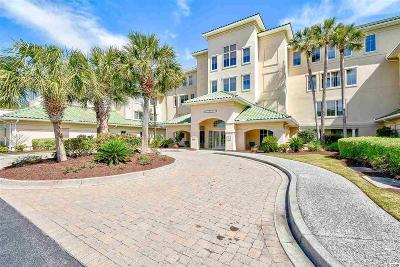 North Myrtle Beach Condo/Townhouse For Sale: 2180 Waterview Dr. #112