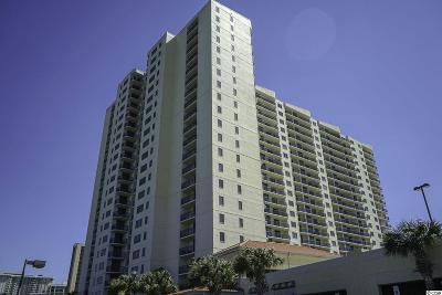 Myrtle Beach Condo/Townhouse For Sale: 8560 Queensway Blvd. #1410