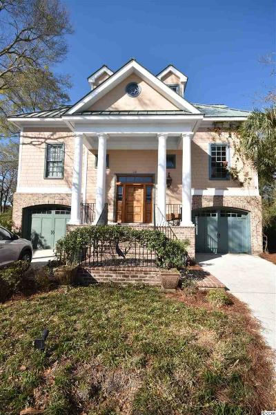 Murrells Inlet Single Family Home For Sale: 28 Trigger Fish Ln.
