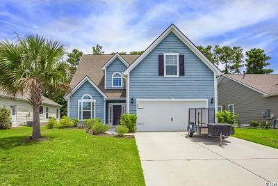 Surfside Beach Single Family Home For Sale: 221 Coral Beach Circle