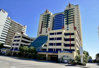 Myrtle Beach Condo/Townhouse For Sale: 2007 S Ocean Blvd.