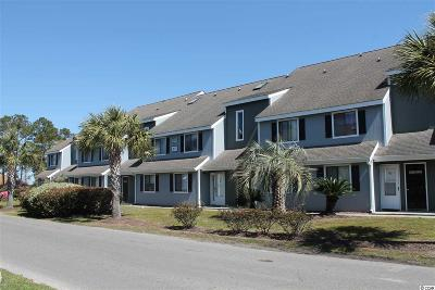 Surfside Beach Condo/Townhouse Active Under Contract: 1890 Colony Dr. #17-Q