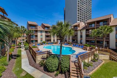 Myrtle Beach Condo/Townhouse For Sale: 5515 N Ocean Blvd. #313