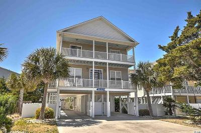 North Myrtle Beach Single Family Home Active Under Contract: 211 N 21st Ave. N