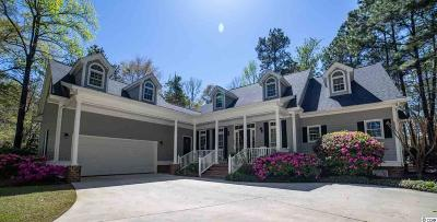Murrells Inlet Single Family Home For Sale: 4972 Fulton Pl.