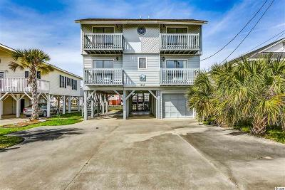 North Myrtle Beach Single Family Home For Sale: 313 59th Ave. N