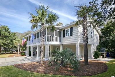 Pawleys Island Single Family Home Active Under Contract: 81 Media Ln.
