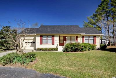 Murrells Inlet Single Family Home Active Under Contract: 9404 Chicory Ln.