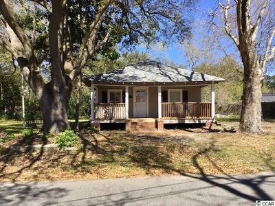 Conway Single Family Home For Sale: 1010 Burroughs St.