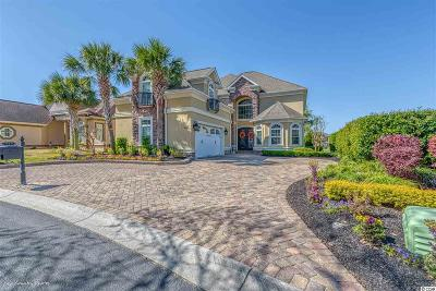 Myrtle Beach Single Family Home Active Under Contract: 969 Bluffview Dr.