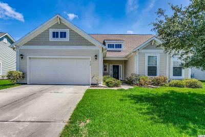 Myrtle Beach SC Single Family Home For Sale: $290,000