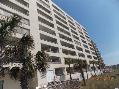 Cherry Grove Condo/Townhouse For Sale: 6100 North Ocean Blvd. #106