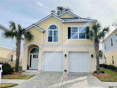 North Myrtle Beach Single Family Home For Sale: 414 7th Ave. S