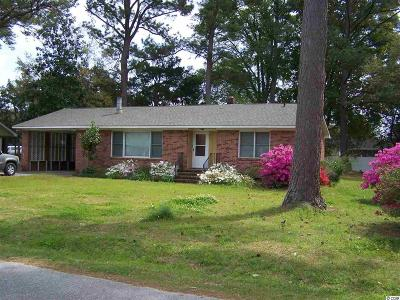 Georgetown Single Family Home Active Under Contract: 2011 Cherry St.