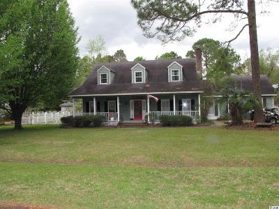 Loris Single Family Home For Sale: 5237 Pecan Ln.