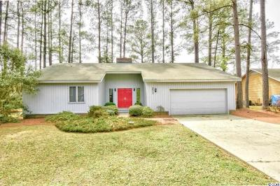 Georgetown Single Family Home For Sale: 273 Francis Parker Rd.