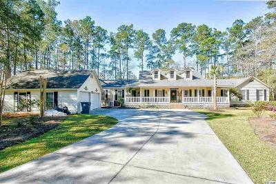 Murrells Inlet Single Family Home For Sale: 4705 Harness Ln.
