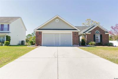 Murrells Inlet Single Family Home For Sale: 310 Muscari Dr.