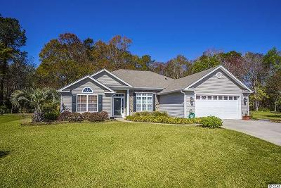 Myrtle Beach SC Single Family Home For Sale: $284,900