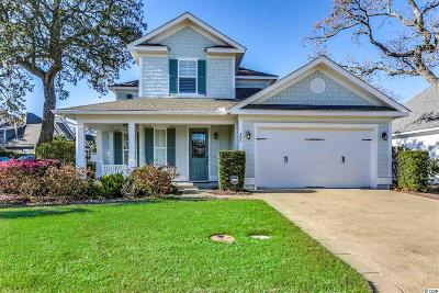 North Myrtle Beach Single Family Home Active Under Contract: 405 Banyan Place