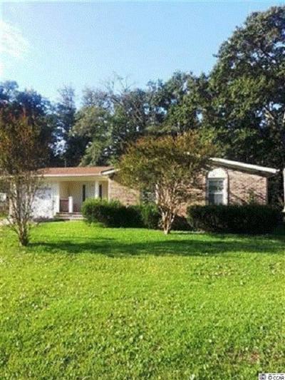 Surfside Beach Single Family Home For Sale: 717 N 4th Ave. N