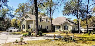 Murrells Inlet Single Family Home Active Under Contract: 5394 Berkeley Ct.