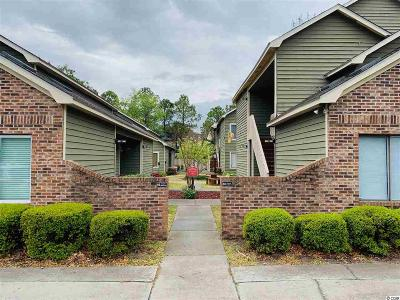Myrtle Beach Condo/Townhouse For Sale: 600 37th Ave. N #105