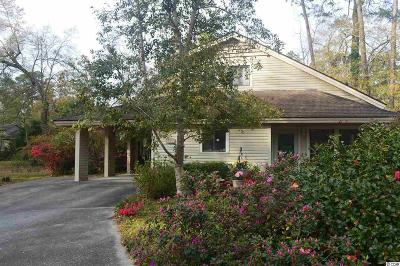 Little River SC Single Family Home Active Under Contract: $169,000
