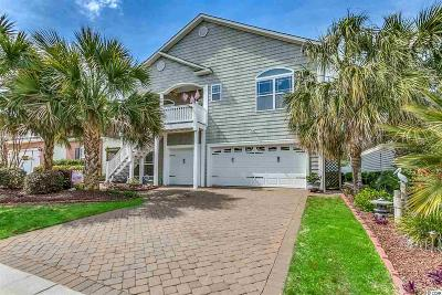 North Myrtle Beach Single Family Home Active Under Contract: 513 5th Ave. S