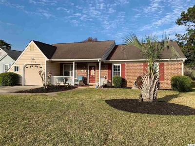 Murrells Inlet Single Family Home For Sale: 312 Mourning Dove Ln.
