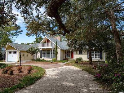 Pawleys Island Single Family Home For Sale: 29 Lakeshore Dr.
