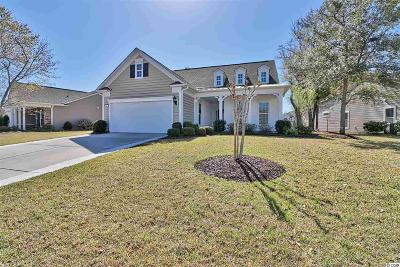 Murrells Inlet Single Family Home Active Under Contract: 409 Cypress Creek Dr.