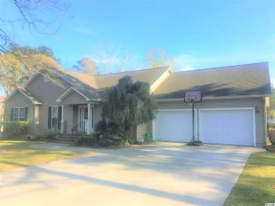 Georgetown Single Family Home Active Under Contract: 88 Heron Cove