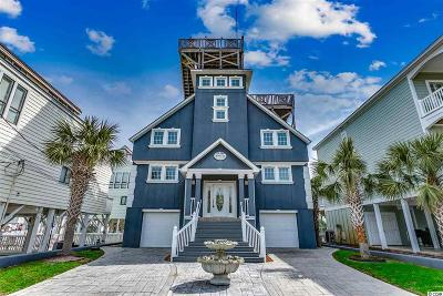 North Myrtle Beach Single Family Home For Sale: 210 57th Ave. N