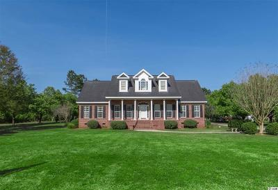 Conway Single Family Home For Sale: 6194 Hunting Swamp Rd.