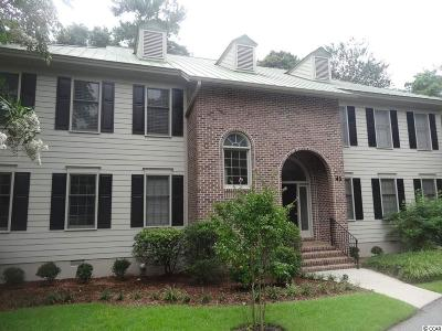 Pawleys Island Condo/Townhouse For Sale: 43-2 Whitetail Way #2
