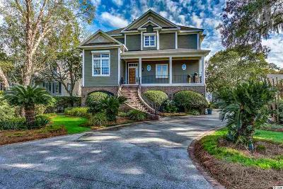 Murrells Inlet Single Family Home Active Under Contract: 387 Oak Moss Ct.