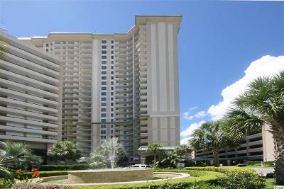 Myrtle Beach Condo/Townhouse Active Under Contract: 9994 Beach Club Dr. #602