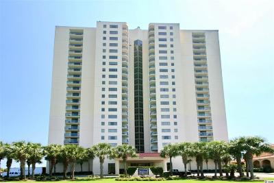 Myrtle Beach Condo/Townhouse For Sale: 8560 Queensway Blvd. #1901